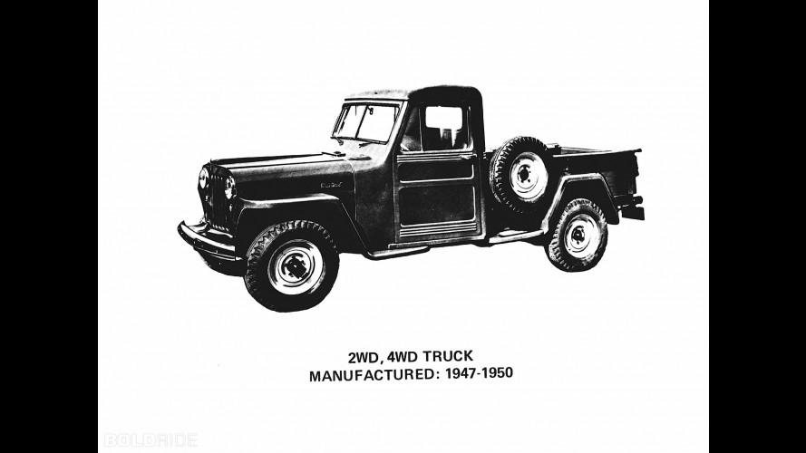 Jeep Pickup Truck