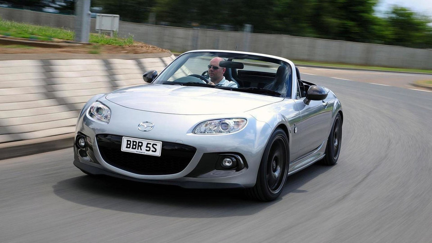 BBR tunes the Mazda MX-5 to 201 bhp