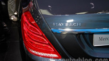 Mercedes-Maybach S600 at Guangzhou Auto Show