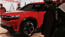 Citroen Aircross live photo / carnewschina.com