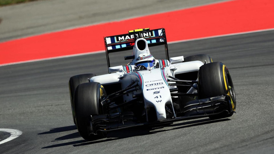 Susie Wolff not disappointed with Williams role