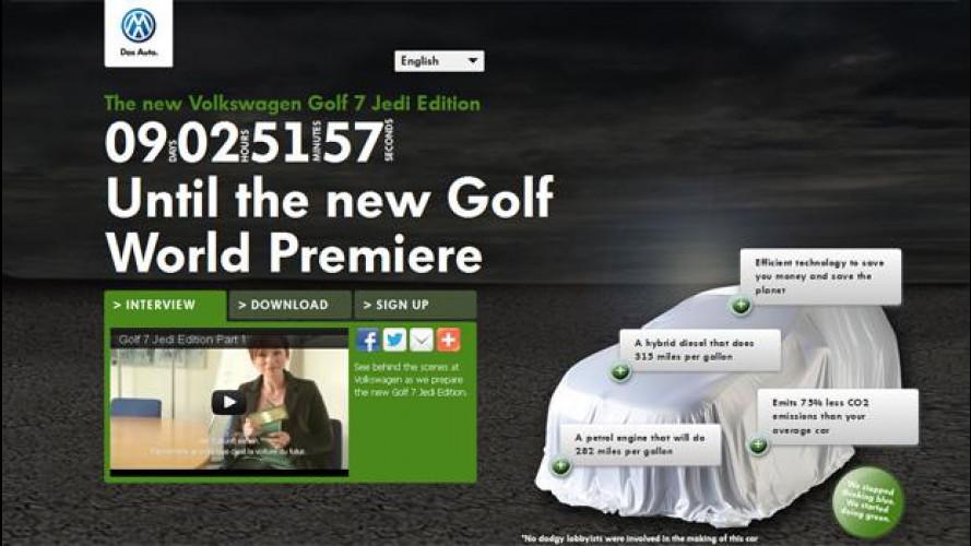 Greenpeace contro la Golf 7