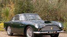 1961 Aston Martin DB4 GT Coupe