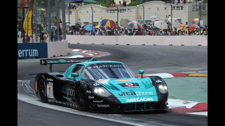 Maserati: trionfo nel Campionato Fia GT 2008