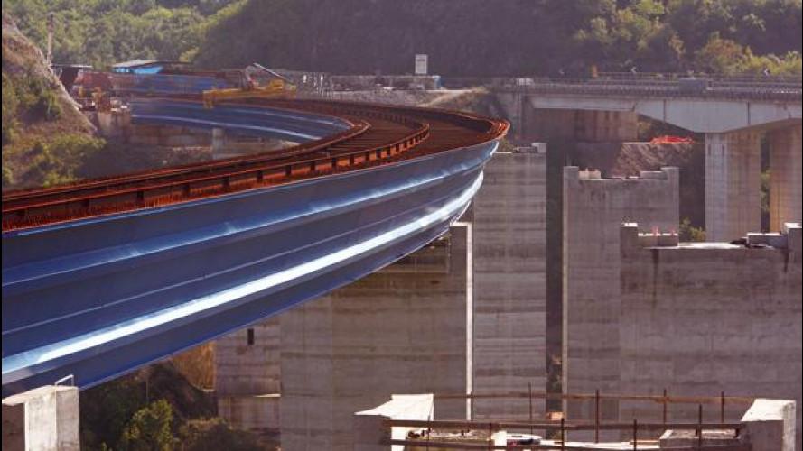 Il viceministro Ciaccia promette altri soldi per le infrastrutture