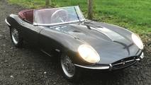 Jaguar E-Type Children's Car