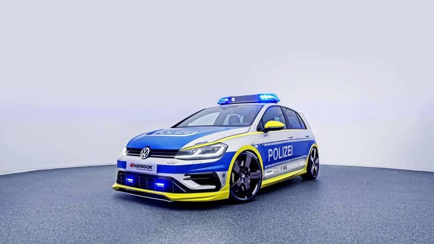 Oettinger Volkswagen Golf R400
