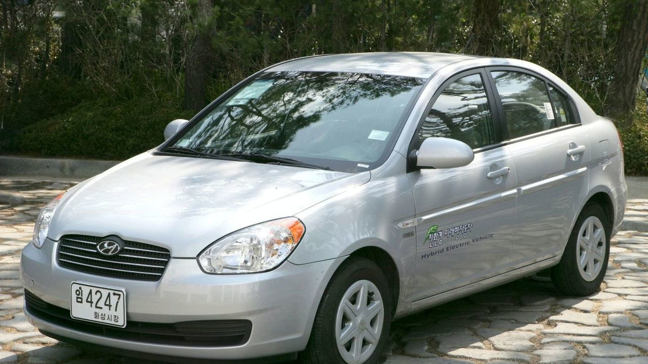 Hyundai Elantra - Avante Hybrid Electric Vehicle