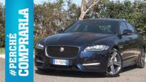 Jaguar XF, perché comprarla... e perché no [VIDEO]
