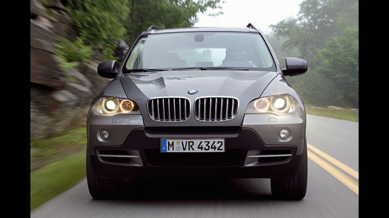 Der neue BMW X5