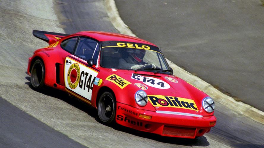 Así es una vuelta en circuito, con este Porsche 911 RSR de 1974