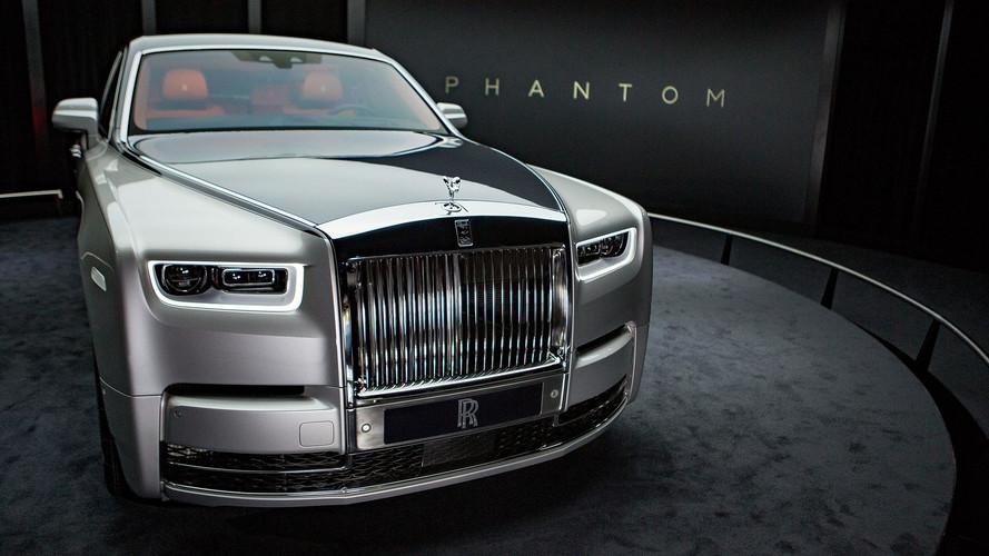 2018 Rolls-Royce Phantom: 'Opulent' Doesn't Do It Justice