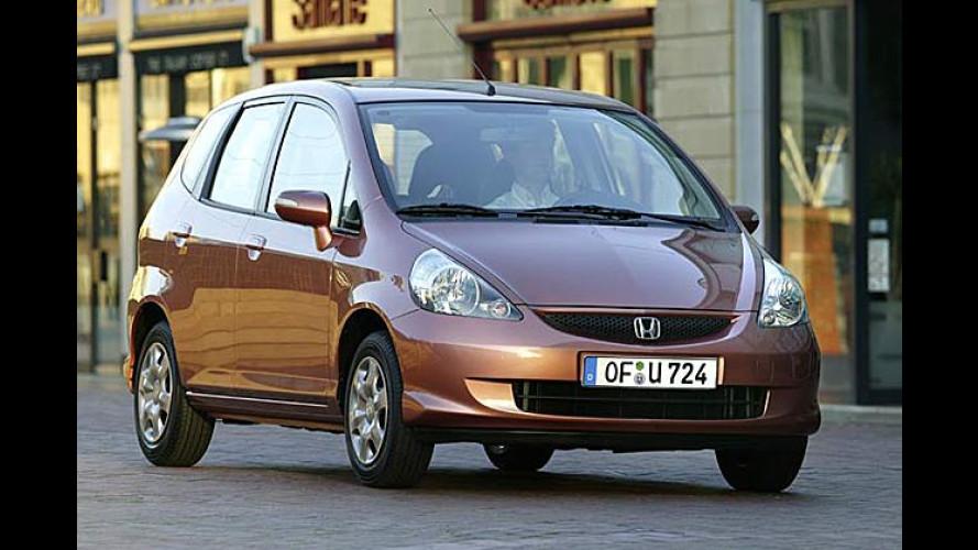 Honda Jazz: Frischer Sound fürs Modelljahr 2005