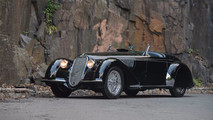 1939 Alfa Romeo 8C 2900 B Lungo Spider