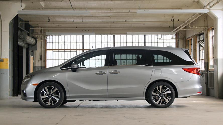 2018 Honda Odyssey   Why Buy?