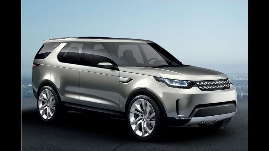 Land Rover Discovery: So kommt der Neue