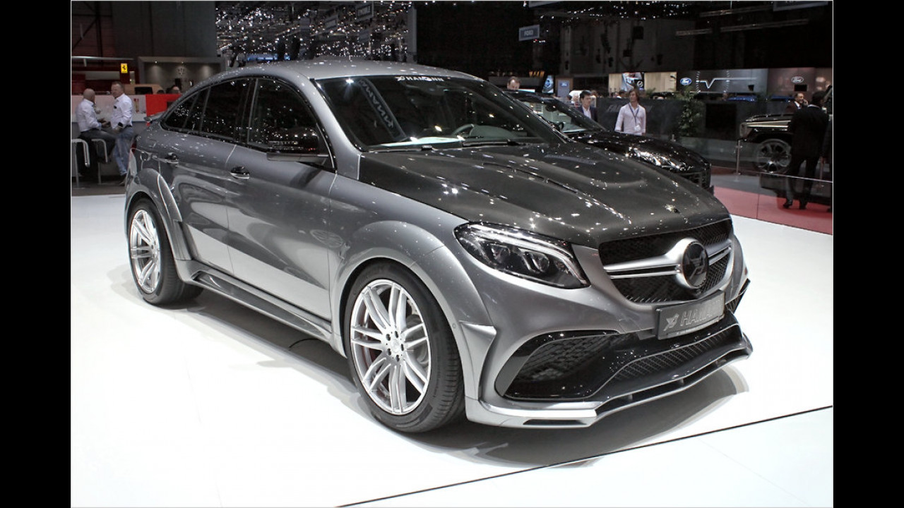 Hamann Mercedes GLE Coupé