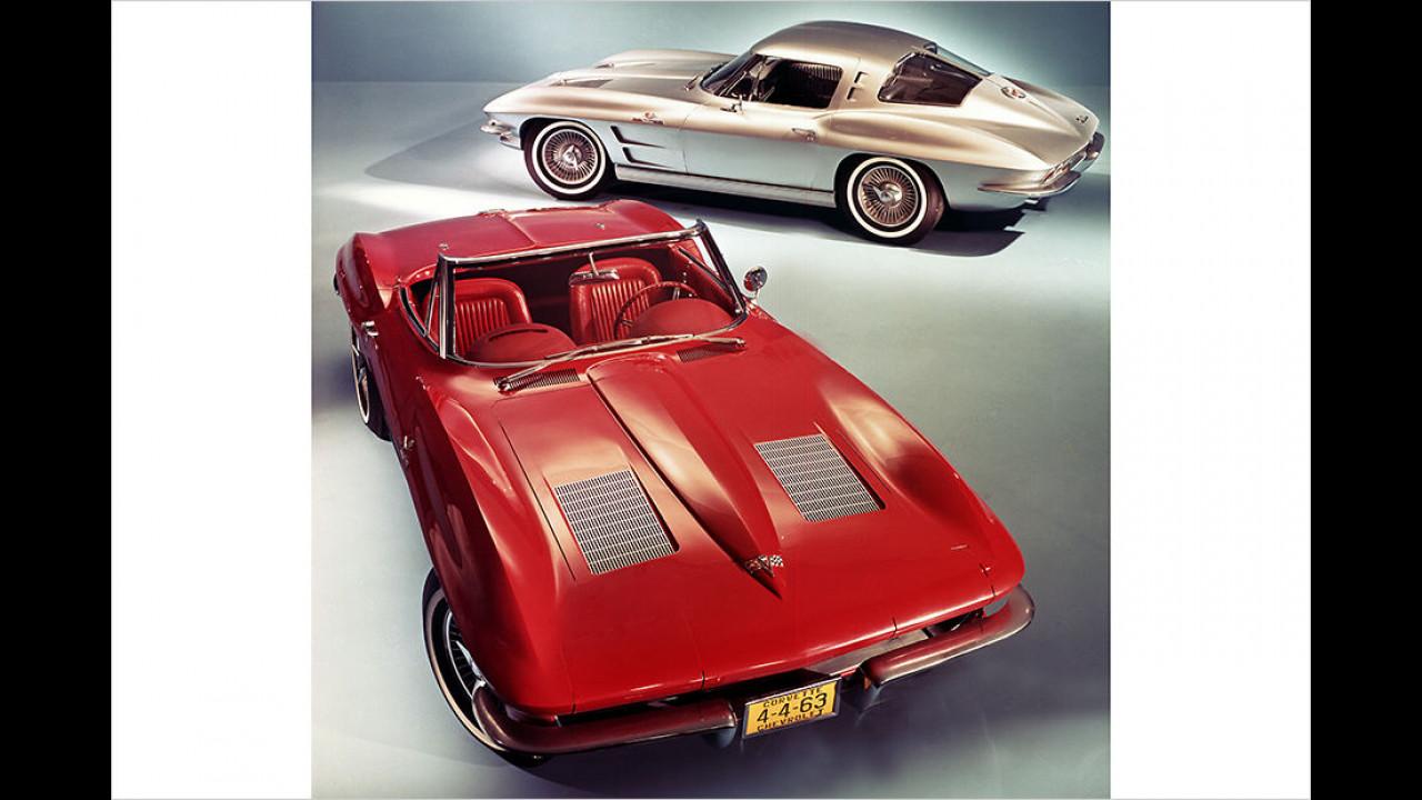 Chevrolet Corvette Sting Ray (1962-1967)