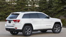 Jeep Grand Cherokee Trailhawk concept 27.3.2012