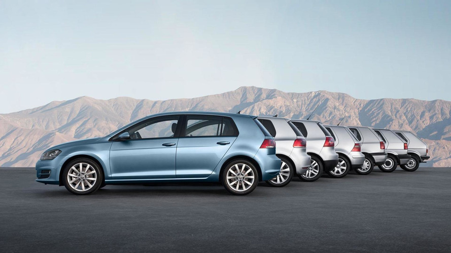 Volkswagen builds the 30 millionth Golf