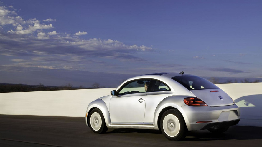 2013 Volkswagen Beetle TDI announced (US)