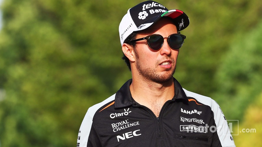 Force India finally agrees Perez deal for 2017