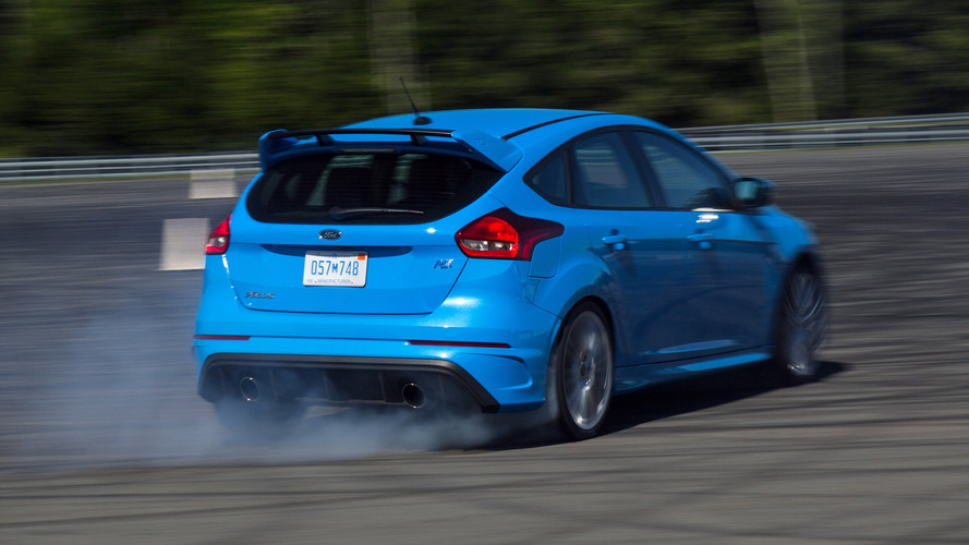 2016 ford focus rs first drive photo. Black Bedroom Furniture Sets. Home Design Ideas