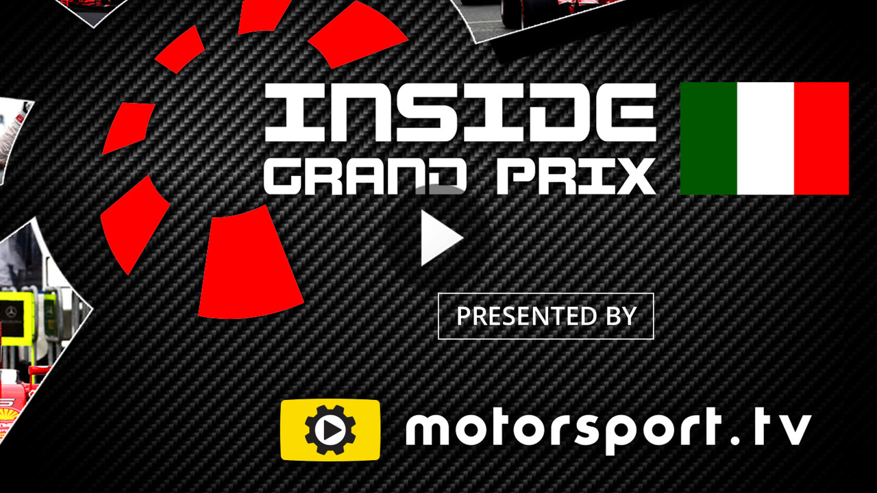 Inside Grand Prix 2016: Italy - Part 1 & 2
