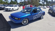 Classic and collector Mazda