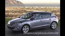 Novo Renault Megané III - Fotos oficiais da nova geração vazam na internet
