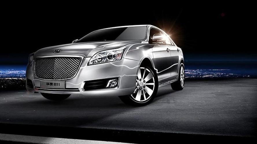 Hawtai SUV headed to America & Europe as part of Saab deal