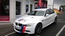 BMW E90 M3 Ring Taxi 10.06.2011