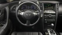 2012 Infiniti FX facelift - 3.8.2011