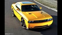 Dodge Challenger SRT8 392 Yellow Jacket