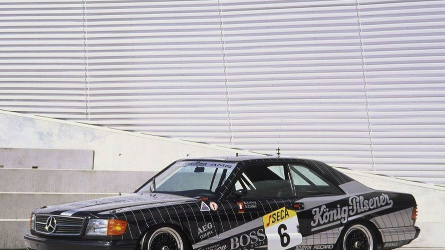 Mercedes give us an AMG history lesson [video]