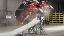 GM Crash Testing Facility