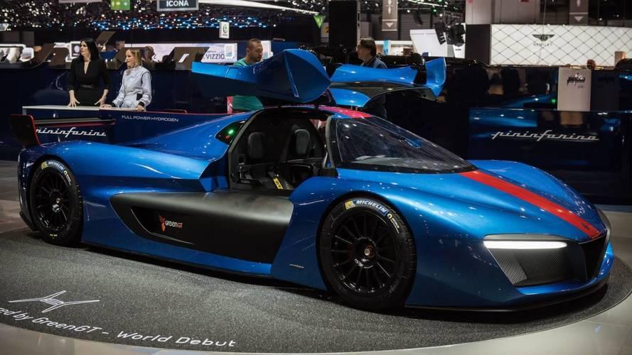 Sorozatgyártásba megy hidrogénhajtású Pininfarina H2 Speed
