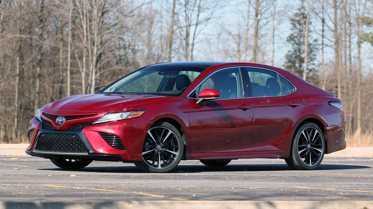 2018 toyota camry xse review photos. Black Bedroom Furniture Sets. Home Design Ideas