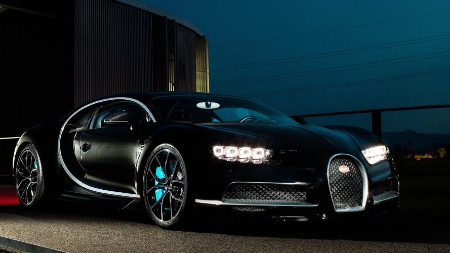 Wer bei Bugatti bestellt, braucht Geduld