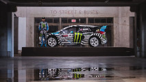 Ken Block tears up Buffalo in Gymkhana 9 005