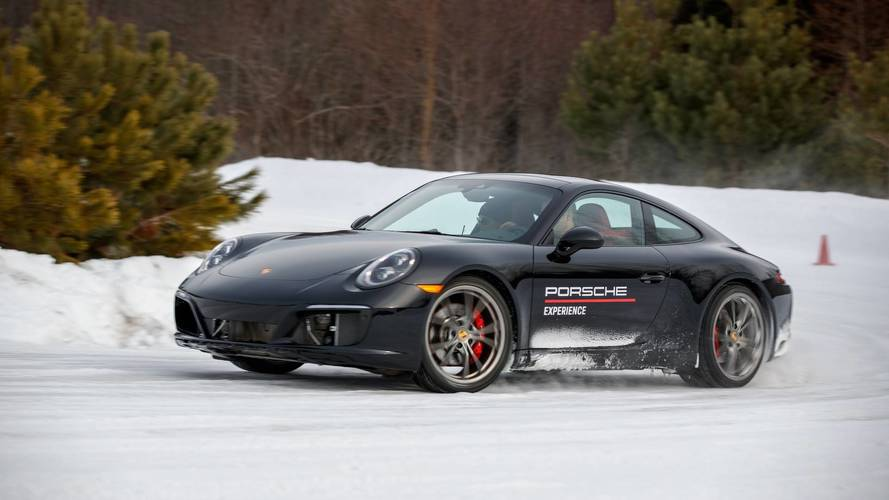 Porsche Camp4 Canada Is The Best Kind Of Physics Lesson