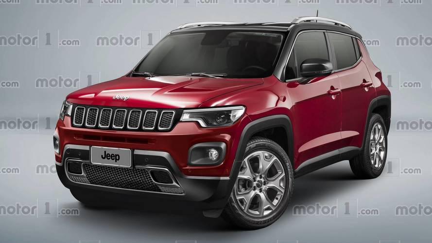 Jeep Expected To Announce Sub-Renegade Mini SUV In June