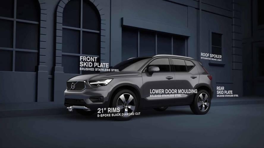 Gyárilag lehet sportosabb az új Volvo XC40