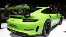 Porsche 911 GT3 RS - 2018 Cenevre Otomobil Fuarı