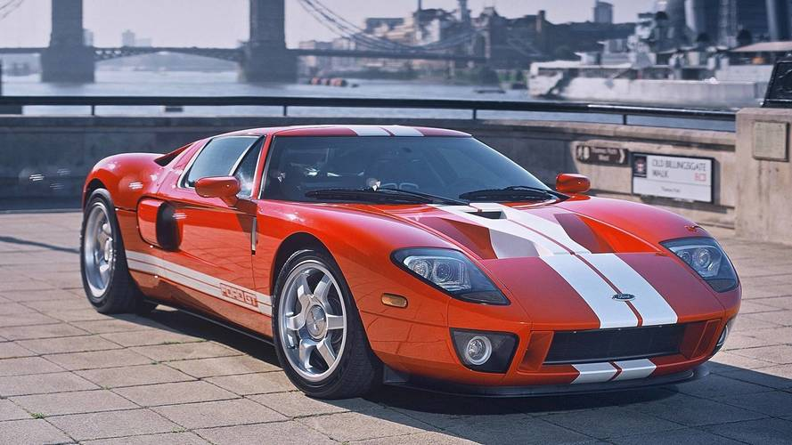Coches legendarios: Ford GT de 2004
