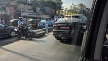 2019 Audi Q8 spied in India