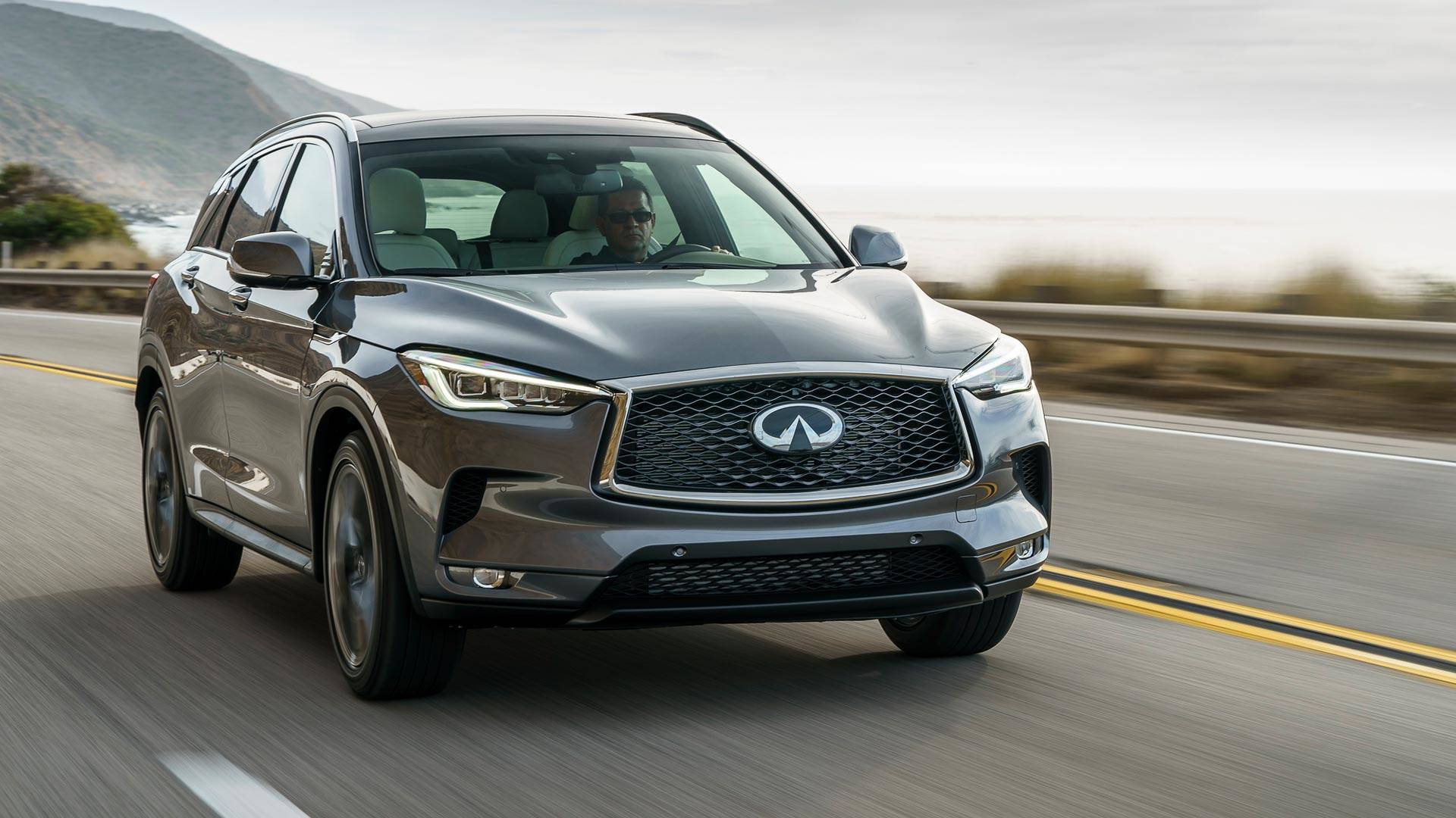 car awd infinity reviews infiniti original review suvs photo s and driver test