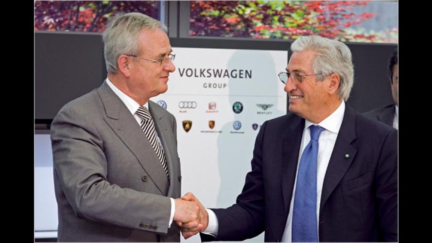 Designer geschluckt: VW übernimmt Italdesign Giugiaro