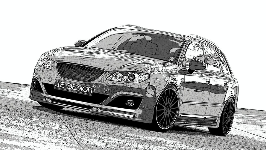 JE Design to premiere Seat Exeo ST and Leon FR / Cupra at Seat Event