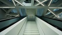 A Sneak Peak Inside Porsche's New €100 million Museum